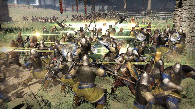 7年の歳月を経て、「百年戦争」の興奮がパワーアップして蘇る! 新感覚の部隊アクションゲーム『ブレイドストーム 百年戦争&ナイトメア』を大特集!
