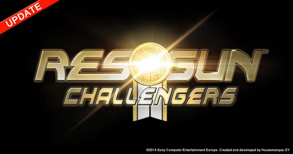 PS4™『RESOGUN』大型アップデートを本日配信! 第2弾拡張DLCは2月18日(水)配信決定!!