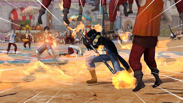 『ワンピース 海賊無双3』がPS4™でついに登場! 『ONE PIECE』×「無双シリーズ」のコラボが究極進化!!