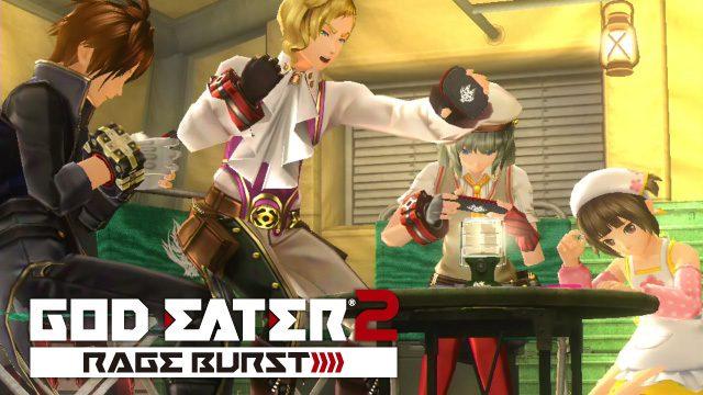 ついに発売! 今日から血の衝動を解き放て! 『GOD EATER 2 RAGE BURST』徹底特集第5回!