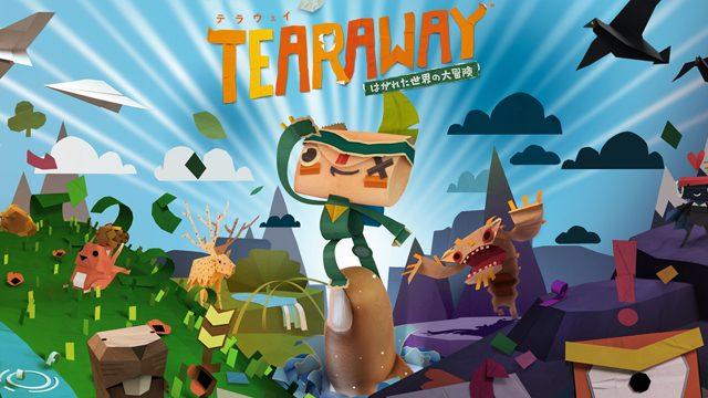 3月2日(月)19:30~ニコ生JAPANスタジオチャンネルで『Tearaway』を特集!
