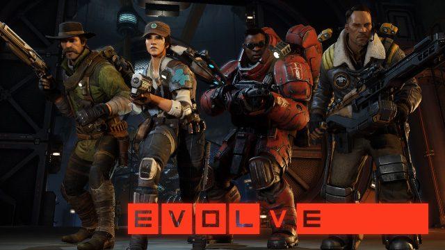 狩るか! 狩られるか! 話題のアクションシューティング『EVOLVE』を大特集!
