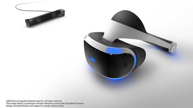 「プレイステーション 4」の世界をさらに拡げるバーチャルリアリティシステム 「Project Morpheus(プロジェクト モーフィアス)」新型試作機を開発