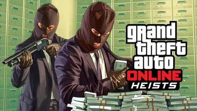 ファン待望の新DLC「強盗ミッション」好評配信中! 「GTAオンライン」で壮大なミッションの完遂を目指そう!