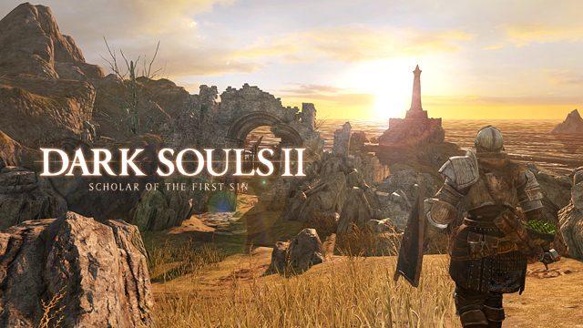 PS4™版を実際にプレイ! 変化を遂げた世界とは!? 『DARK SOULS II SCHOLAR OF THE FIRST SIN』【特集第2回】