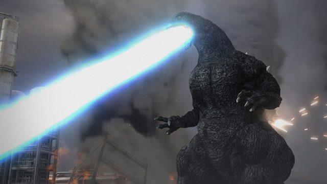 すべてのゴジラファンへ。超破壊特撮再現アクション『ゴジラ-GODZILLA-』がPS4™で進化!!