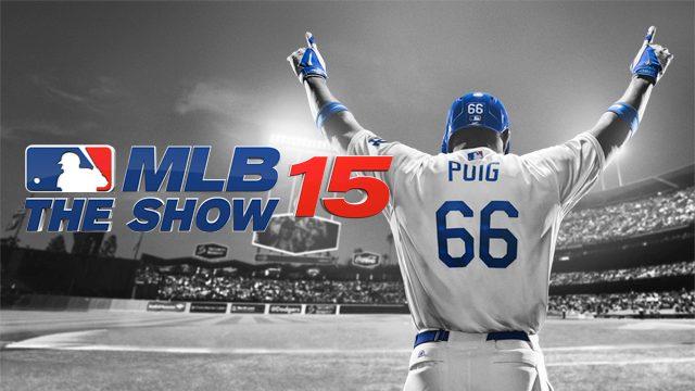 メジャーリーグゲームの決定版、日本上陸! 『MLB 15 THE SHOW(英語版)』本日配信開始!