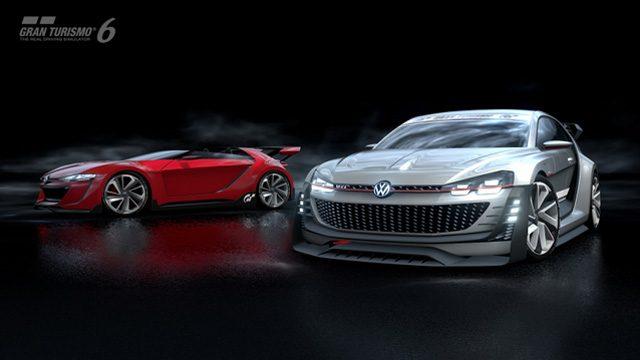 『グランツーリスモ6』1.18アップデートで新車種「フォルクスワーゲン GTIスーパースポーツ ビジョン グランツーリスモ」が登場!