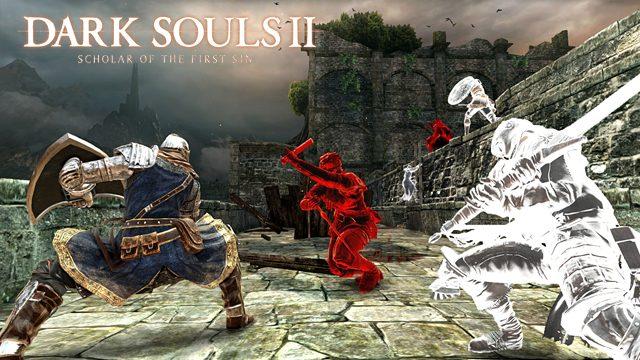 協力か敵対か!? 白熱のオンラインマルチプレイを体験! PS4™『DARK SOULS II SCHOLAR OF THE FIRST SIN』【特集最終回】