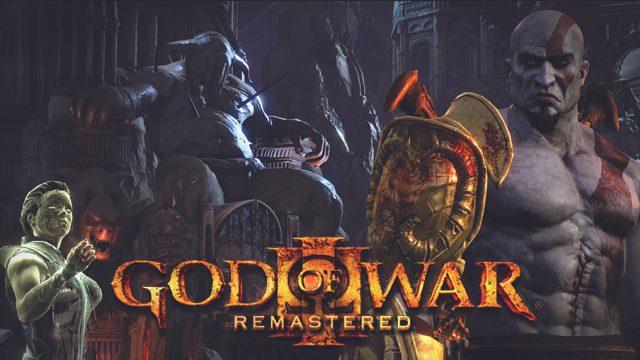 PS4™『GOD OF WAR Ⅲ Remastered』7月16日発売決定! 公式サイト、アナウンストレーラーも公開!