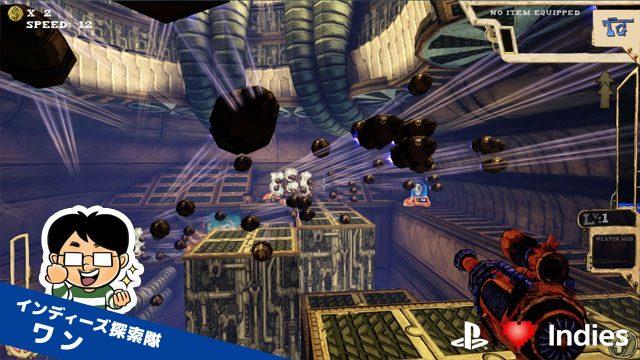 銃を手に取って銃の塔を蹂躙! シューティングゲームが大好きな方が絶対たまらないユーモラスな『Tower of Guns』をご紹介!