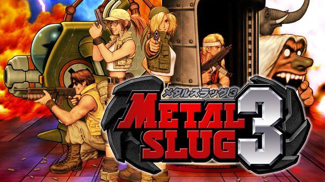 クロスプレイにも対応! シリーズ最高傑作とも評される『メタルスラッグ3』を完全移植!