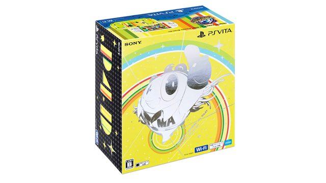 描き下ろしのクマが目印の『PlayStation®Vita ペルソナ4 ダンシング・オールナイト プレミアム・クレイジーボックス』のパッケージがお披露目!