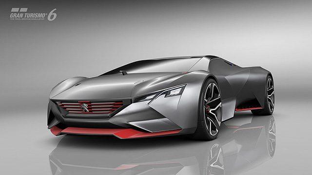 『グランツーリスモ6』1.19アップデートで新車種「プジョー ビジョン グランツーリスモ」登場! 「SRT ビジョン グランツーリスモ」のティザー情報も公開!