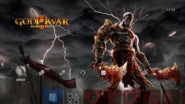 PS4™『GOD OF WAR Ⅲ Remastered』早期購入特典はオリジナルテーマ! より美しく色鮮やかになったゲーム画面も公開!