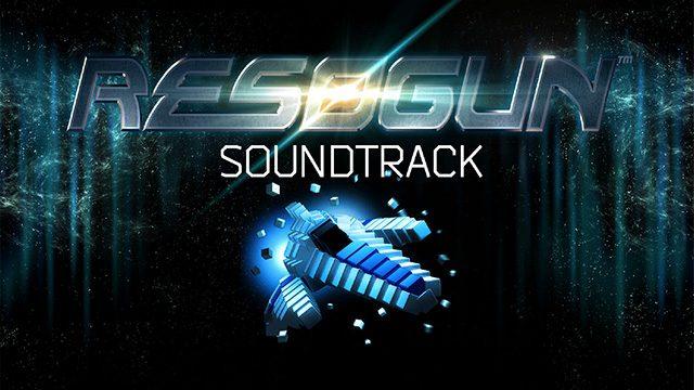 PS4™で視聴可能な『RESOGUN』公式サウンドトラックとPS4™版の新規DLCを配信中!