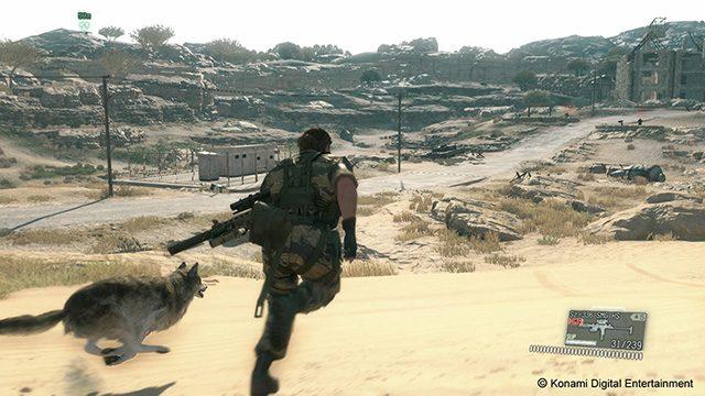 【E3 2015】戦略性の高さは無限大! 『MGSV:TPP』最新デモプレイの模様をレポート!