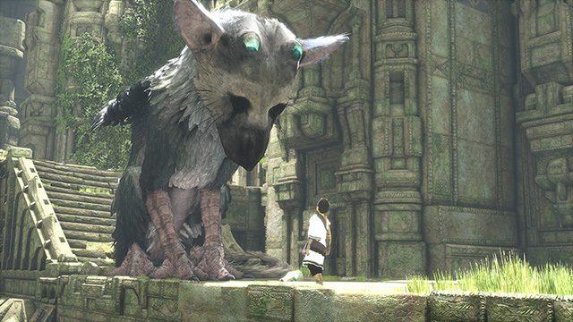【E3 2015】徐々に紐解かれる神話──『人喰いの大鷲トリコ』プレゼンテーションレポート!