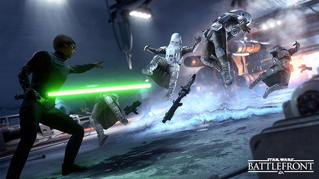 誰もが夢見た「Star Wars™」の戦場がここに! PS4™『Star Wars™ バトルフロント™』11月19日発売決定! PS Storeで特別価格にて予約受付中!