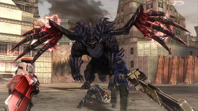 PS4™/PS Vita『GOD EATER RESURRECTION』が10月29日に発売決定! アニメBlu-ray™とのお得なセットも発表!