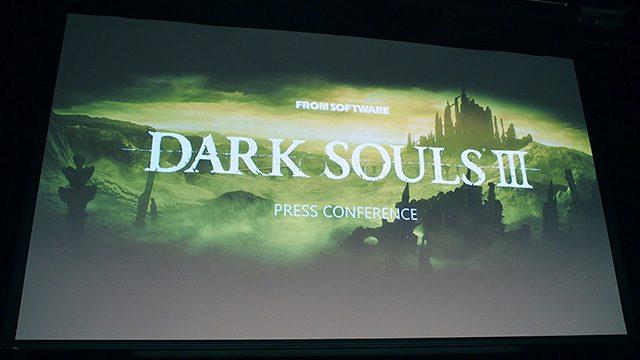 実機プレイで明かされた本格ダークファンタジーの世界! PS4™『DARK SOULS Ⅲ』プレスカンファレンスレポート!