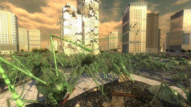 新たな脅威の襲来! 本日配信開始のPS4™『地球防衛軍4.1』追加ミッションパックで過酷な任務に立ち向かえ!