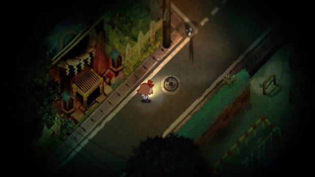 大切なものを探し、夜闇を彷徨う少女──日本一ソフトウェアが新作『夜廻』をPS Vitaで発表!