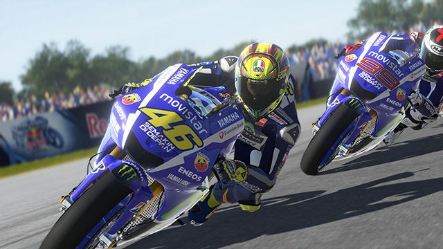 バイクレースの最高峰「MotoGP™」の世界を完全再現! PS4™/PS3®『MotoGP™15』は9月17日、日本上陸!
