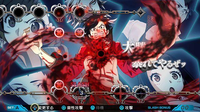 """バトルがまるで""""音ゲー""""に! PS Vita『レイギガント』戦闘システム「スラッシュビートモード」とは?"""
