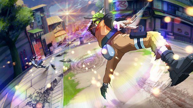 本能揺さぶる「神次元」の忍の闘いがPS4™で開幕! 「NARUTO-ナルト-」の対戦アクションはここまで進化した!