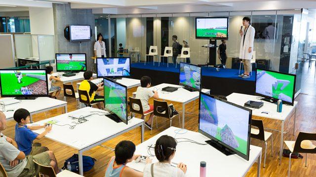 『マインクラフト』の教育効果に専門家も驚嘆! 「Minecraft × Education 2015 〜こどもとおとなのためのMinecraft〜」レポート!