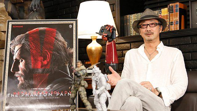 声優・大塚明夫氏自らが語るスネーク像、そして『METAL GEAR SOLID V: THE PHANTOM PAIN』への熱い想い【特集第2回/電撃PS】