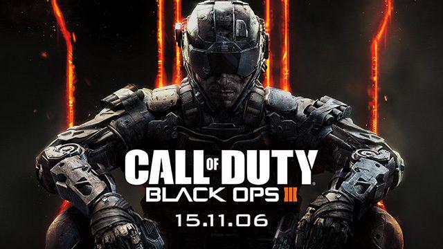 PS4™『コール オブ デューティ ブラックオプスIII』11月6日発売決定! 8月19日よりベータ版も配信!