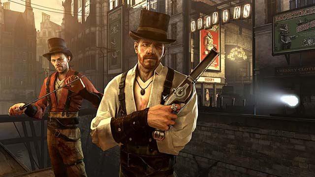世界を魅了したステルスアクションがPS4™で新生! 『Dishonored HD』本日発売!