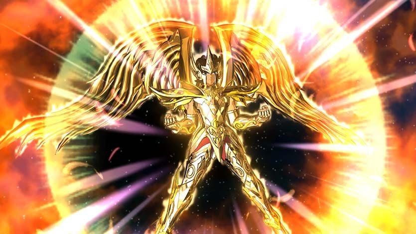 黄金聖闘士の戦いを描く「バトル・オブ・ゴールド」収録! 『聖闘士星矢 ソルジャーズ・ソウル』最新情報