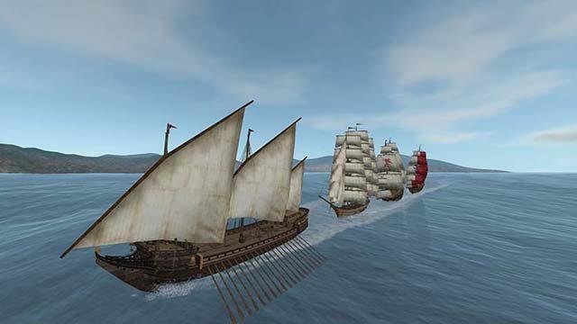 PS4®でも終わりなき航海──『大航海時代 Online ~Gran Atlas~』がPS4®でサービス開始!