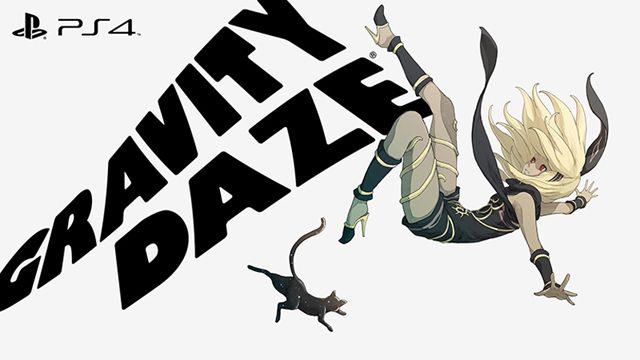 PS4®版『GRAVITY DAZE』12月10日発売! PS4®最新作『GRAVITY DAZE 2』も2016年登場!