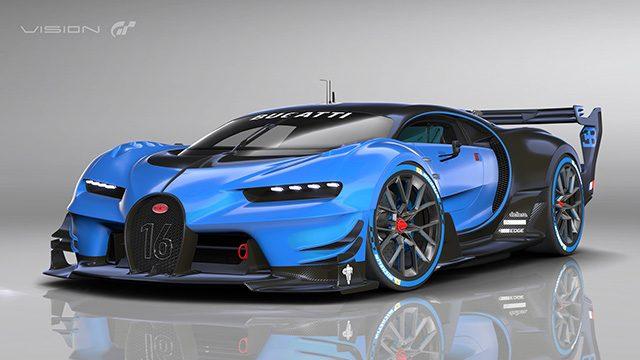 「グランツーリスモ」シリーズに収録予定の新車種 「ブガッティ ビジョン グランツーリスモ」と「ヒュンダイ N 2025 ビジョン グランツーリスモ」のフルスケールモデル公開!