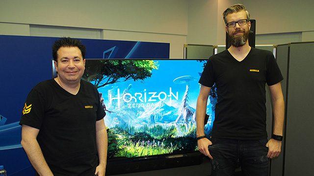 謎に満ちた世界観と豊かな戦略性が明らかに! 『Horizon Zero Dawn』メディアセッションレポート