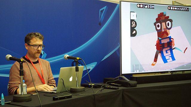 PlayStation®Vitaとは結末も違う!? 『Tearaway PlayStation®4』メディアセッションレポート