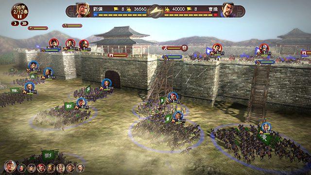 大軍勢が3Dマップ上で激突! 『三國志13』の戦闘システムを徹底紹介!