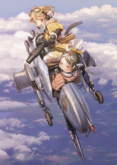 『LASTEXILE-銀翼のファム-』(全23話)