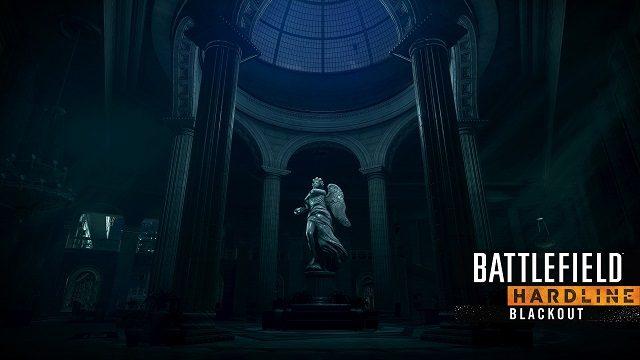 『バトルフィールド ハードライン』に無料コンテンツ「Blackout」を提供! 暗闇の世界での新たなミッションに挑め!