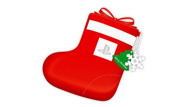 クリスマスプレゼントはPS Vitaで決まり! PS Vita本体の箱がすっぽり入る「デカくつした」プレゼントキャンペーンが11月19日より開始!