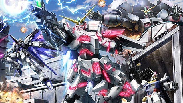 防衛MSやMAを多数追加! PS Vita『機動戦士ガンダム バトルフォートレス』がさらに遊びやすくなる大型アップデート本日実施!
