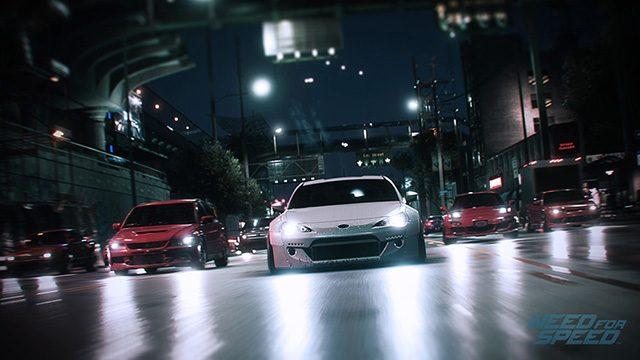 豊富なコンテンツが付属するダウンロード版限定『デラックス・エディション』も登場! PS4®『ニード・フォー・スピード』本日発売!