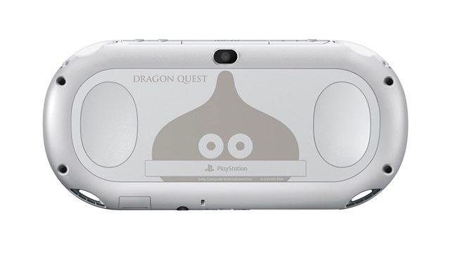 数量限定「PlayStation®Vita ドラゴンクエスト メタルスライム エディション」を2016年1月28日より発売!