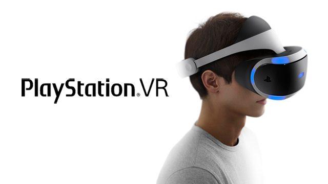 PlayStation®VRでゲームの世界に飛び込もう!