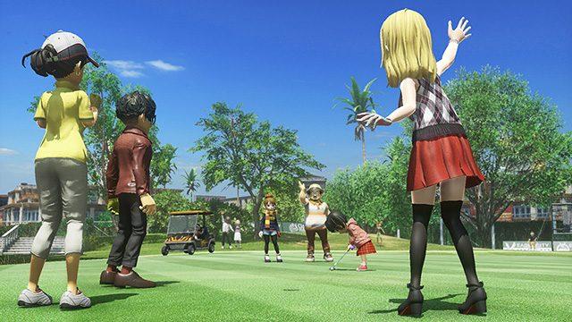 自由度を増してもやっぱり主軸はゴルフ! ゴルフゲームとしても大幅に進化した『NewみんなのGOLF』を解説!