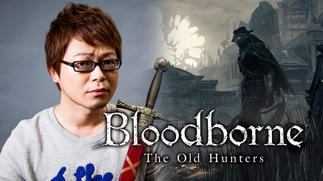 ついに完全版発売!『Bloodborne The Old Hunters』の魅力を、ゲーム初心者を代表して声優、興津和幸さんが語る!【特集第4回/電撃PS】